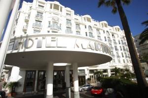 Le Martinez, Cannes
